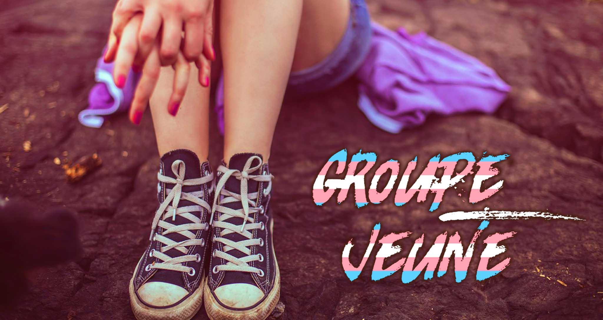 réunion du groupe jeunes trans*